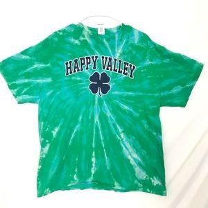Custom Penn State tiedye T-shirt